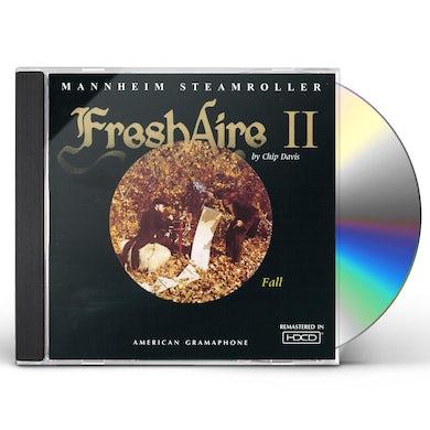 Mannheim Steamroller FRESH AIRE 2 CD