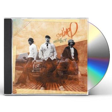 Soulive BREAKOUT CD