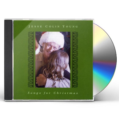 Jesse Colin Young SONGS FOR CHRISTMAS CD