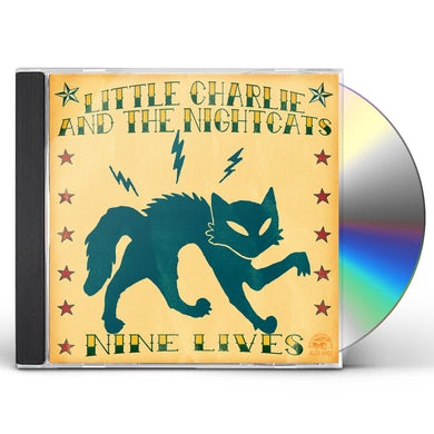 Little Charlie & The Nightcats NINE LIVES CD
