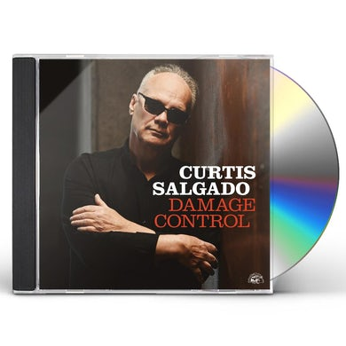 Curtis Salgado DAMAGE CONTROL CD