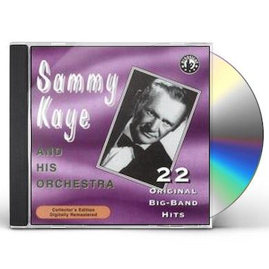 Sammy Kaye PLAYS 22 ORIGINAL BIG BAND RECORDINGS CD