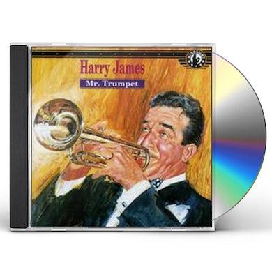 Harry James MR TRUMPET CD