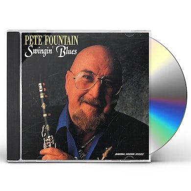 Pete Fountain SWINGIN BLUES CD