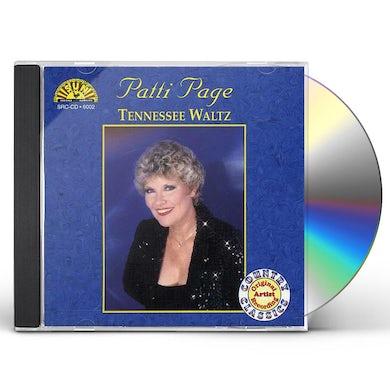 Patti Page TENNESEE WALTZ CD