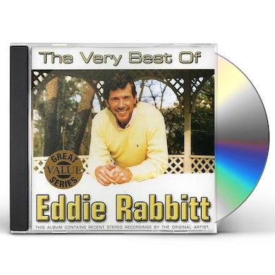 VERY BEST OF EDDIE RABBITT CD