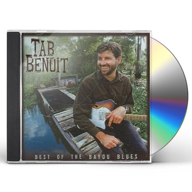 Tab Benoit BEST OF THE BAYOU BLUES CD