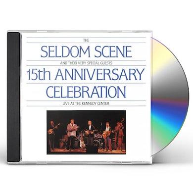 15th Anniversary Celebration CD