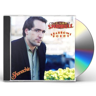 Richard Shindell SPARROWS POINT CD