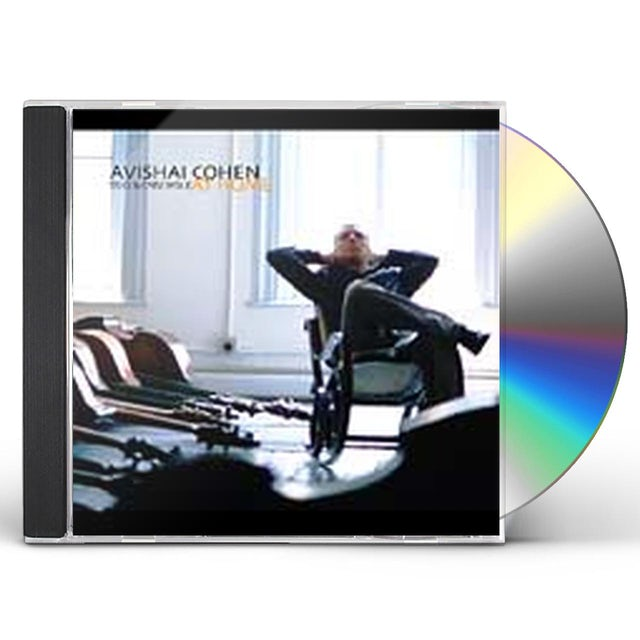 Avishai Cohen AT HOME CD