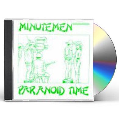 Minutemen PARANOID TIME CD