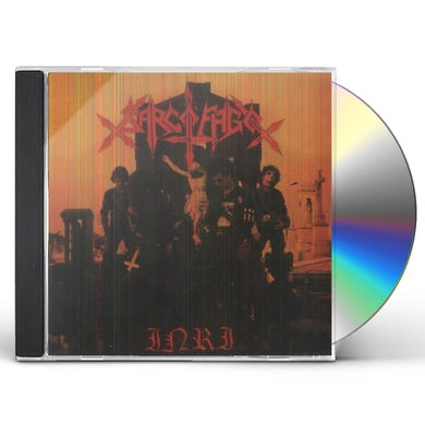 Sarcofago INRI CD