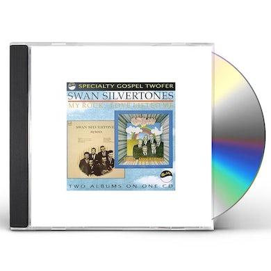 Swan Silvertones MY ROCK / LOVE LIFTED ME CD
