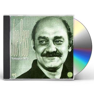 Joe Pass VIRTUOSO 4 CD