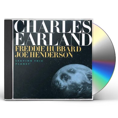 Charles Earland LEAVING THE PLANET CD