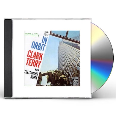 Clark Terry IN ORBIT CD