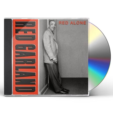 Red Garland RED ALONE CD
