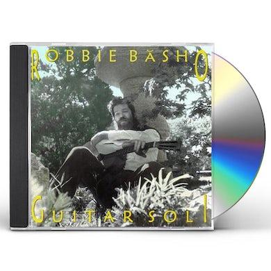 Robbie Basho GUITAR SOLI CD