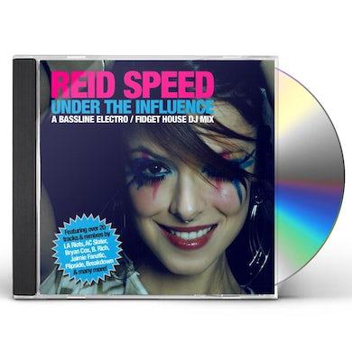 Reid Speed UNDER THE INFLUENCE CD