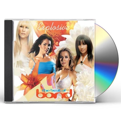 EXPLOSIVE: THE BEST OF BOND CD