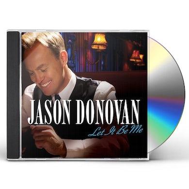 Jason Donovan LET IT BE ME CD