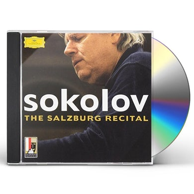 Grigory Sokolov SALZBURG RECITAL 2008 CD