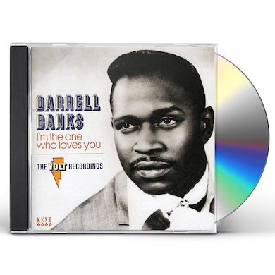 Darrell Banks I'M THE ONE WHO LOVES YOU: COMPLETE VOLT CD