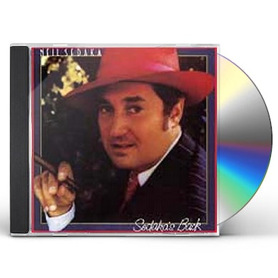 Neil Sedaka SEDAKA'S BACK CD