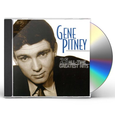 Gene Pitney 25 ALL-TIME GREATEST HITS CD