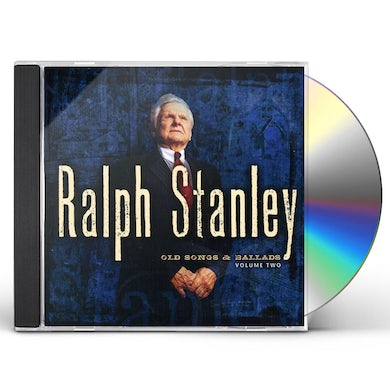 Ralph Stanley OLD SONGS & BALLADS 2 CD