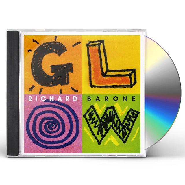 Richard Barone GLOW CD