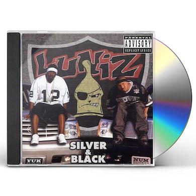 Luniz SILVER & BLACK CD