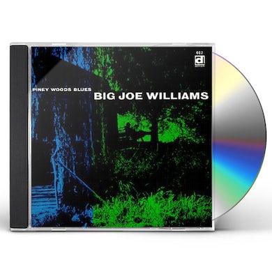 Big Joe Williams PINEY WOODS BLUES CD
