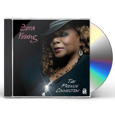 Zora Young FRENCH CONNECTION CD