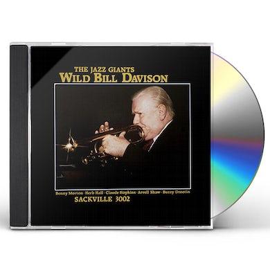 Wild Bill Davison JAZZ GIANTS CD