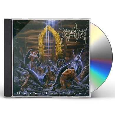Immolation HERE IN AFTER CD