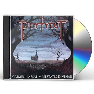 Portrait CRIMEN LAESAE MAJESTATIS DIVINAE CD