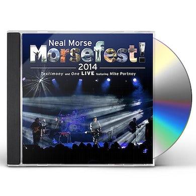 Neal Morse MORSEFEST 2014 CD
