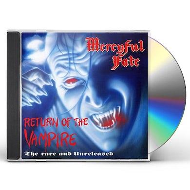 Mercyful Fate Return of the Vampire CD