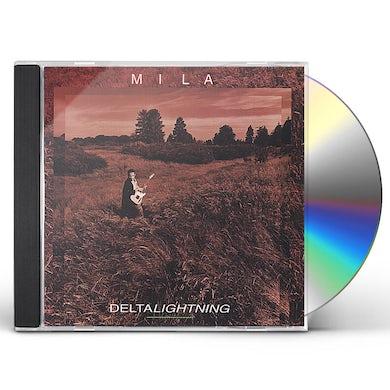 Mila DELTA LIGHTENING CD