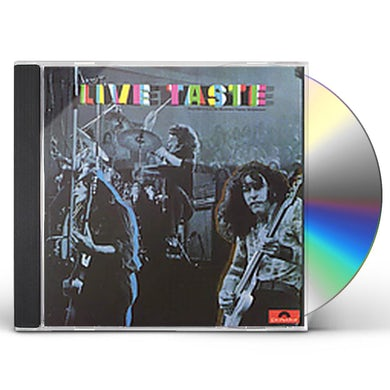 LIVE TASTE CD