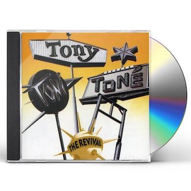 Tony Toni Tone REVIVAL CD