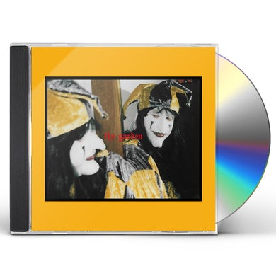 Garden MIRROR MIGHT STEAL YOUR CHARM CD