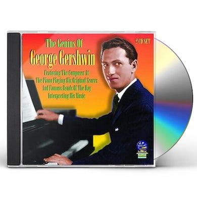 Genius Of George Gershwin CD
