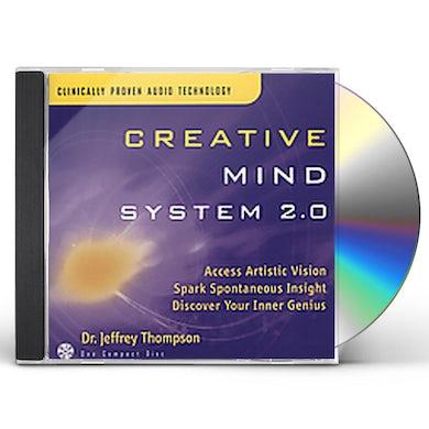 Jeffrey Thompson CREATIVE MIND SYSTEM 2.0 CD