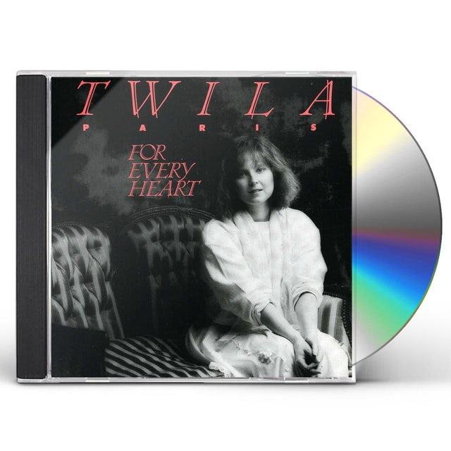 Twila Paris FOR EVERY HEART CD