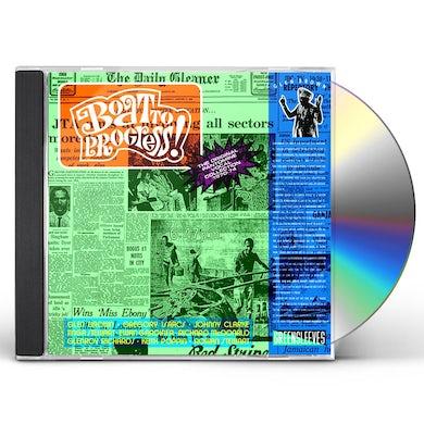 Glen Brown BOAT TO PROGRESS CD