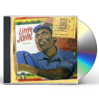 Little John GHETTO YOUTH CD