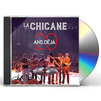 La Chicane 20 ANS DEJA CD