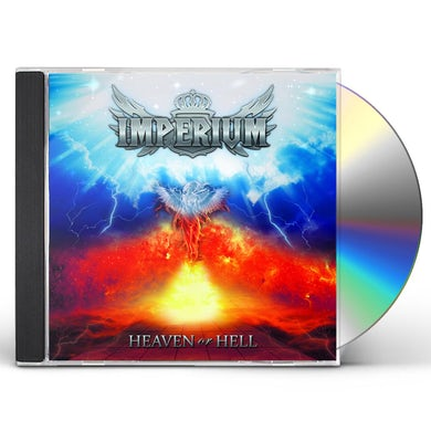 Imperium Heaven Or Hell CD